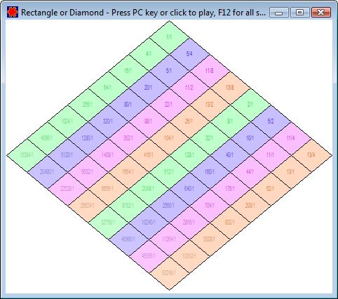 PC Keyboard (Rectangular)